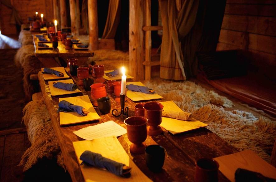 rosala viking dinner 5