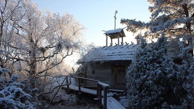 rosala chapel