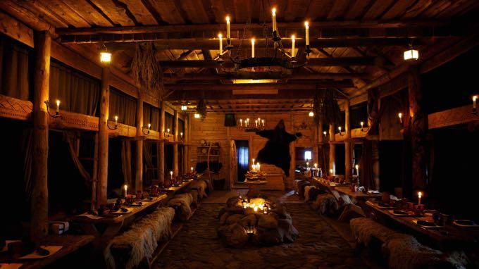 Chieftain S Feast Rosala Viking Centre