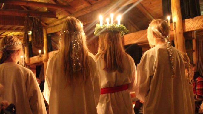 rosala events vackraste julsanger