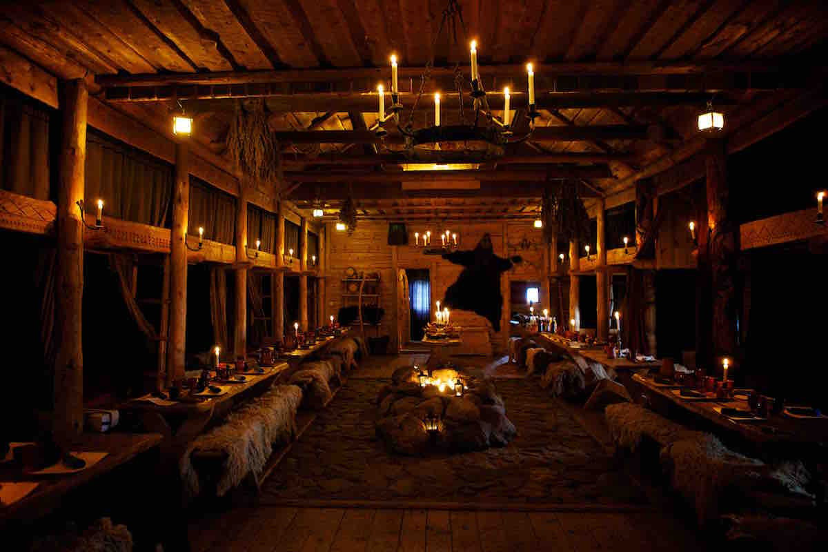 Rosala Viking Centre A Path To Iron Age Finland